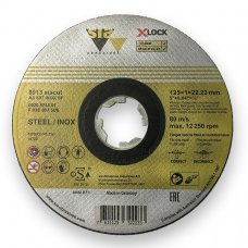 8913 X-Lock Cutting Disc