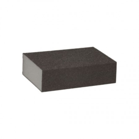 Mirka 4 sided sanding sponge/block 100 x 70 x 28mm