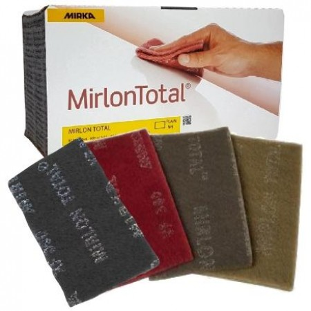 Mirka Mirlon Total 115 x 230mm Finishing Pads