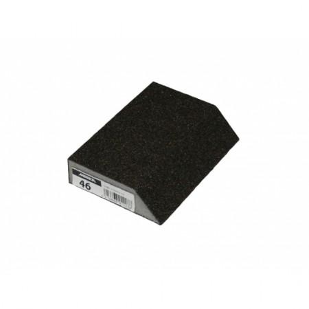 Mirka Angled Sanding Sponge/Block 125 x 85 x 25mm