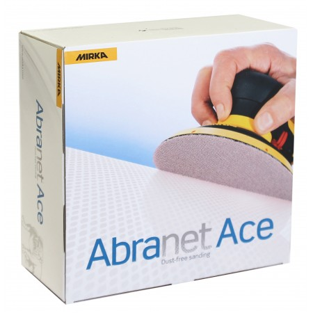 Mirka Abranet Ace 125 mm Sanding Discs