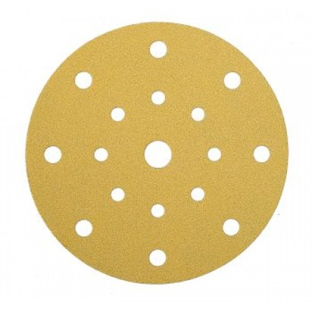 Mirka Gold 150mm Sanding Disc (15 hole)
