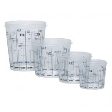 PP Paint Measuring Cups
