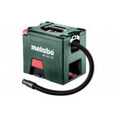 Metabo AS 18L PC 18v cordless mobile vacuum