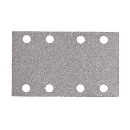 Mirka Q Silver 81 x 133mm  Abrasive Strips (8 Hole)