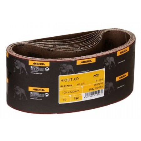 Mirka Hiolit XO 100 x 610mm Sanding Belt