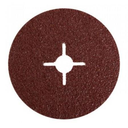 Mirka Fibre A 125 x 22+ Ali Oxide Discs
