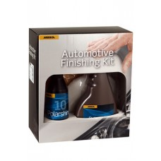 Mirka Polarshine Finnishing Kits, Automotive