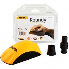 Mirka Roundy Dust-Free Hand Block 150mm