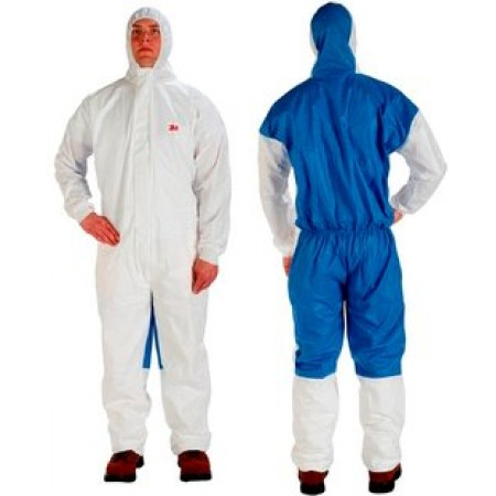 3M 4535 Coverall Type 5/6