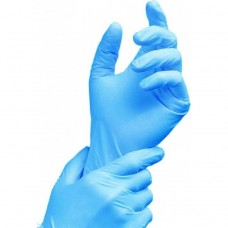 Polyco GL895 Blue Nitrile Disposable Glove