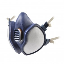 3M 4251 Maintenance Free Spray Paint/Dust Mask Vapour & Particulate Respirator