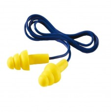 3M E.A.R Ultrafit Corded Pre-Moulded Ear Plugs