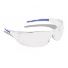 North Safety Glasses T1300 Slimline, Clear