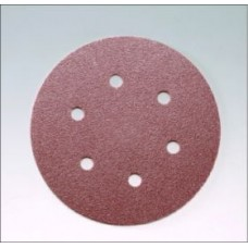 sia 1919 siawood 150mm Sanding Discs (6 Hole)