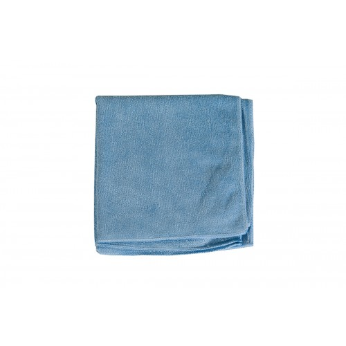 Microfiber Gun Cleaning Cloth: Mirka Polarshine 330 X 330mm Blue Microfiber Cleaning