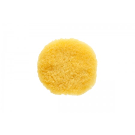 Mirka Polarshine 80mm Lambs Wool Pro Wool Polishing Pad