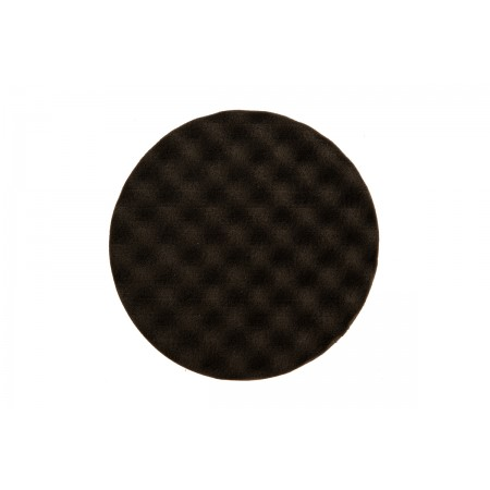 Mirka Polarshine 150 x 25mm Black Waffle Foam Polishing Pad (Pack of 2)