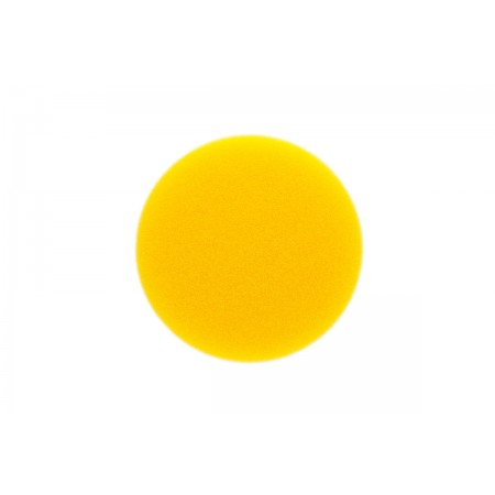 Mirka Polarshine 85 x 20mm Yellow Flat Polishing Foam Pad (Pack of 2)
