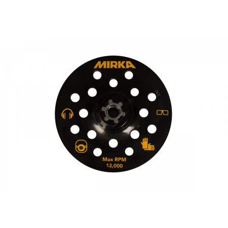 Mirka 125mm Backing Pad For PS1437 Suction Hood