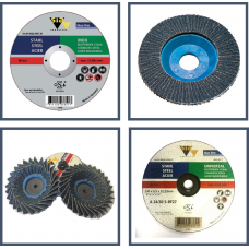 Grinding & Cutting Discs (23)