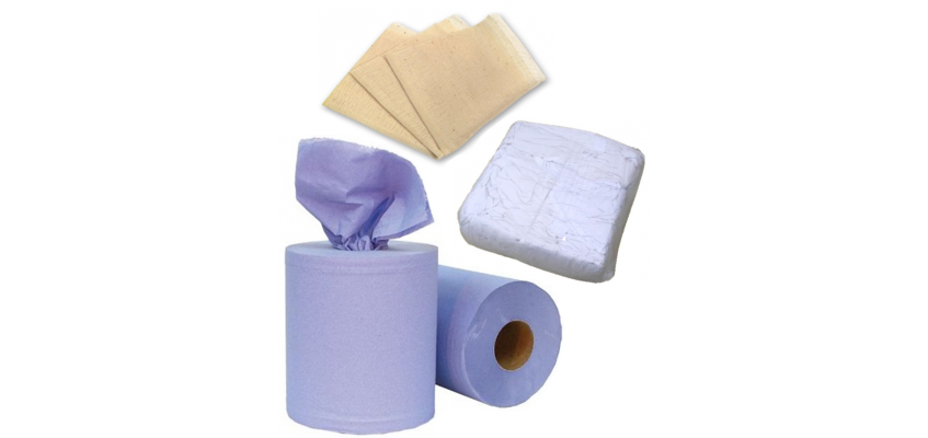 Wipes & Rags