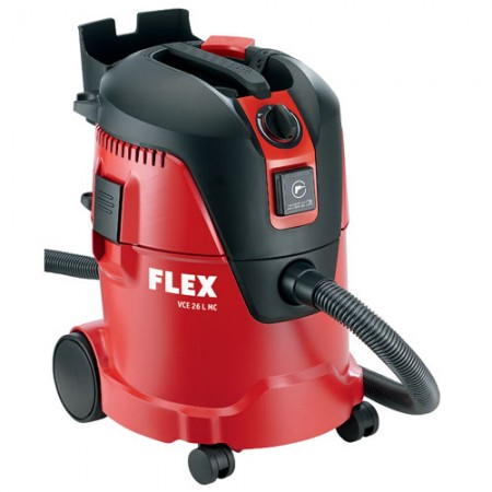 FLEX VCE 26 L MC SAFETY VACUUM CLEANER 1250 WATT 110V