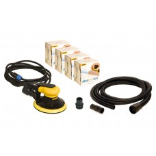 Mirka Ceros 650CV Solutions Kit with Abranet Ace Discs