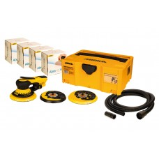 Mirka Deros 5650CV 230v Solutions Kit with Abranet Ace