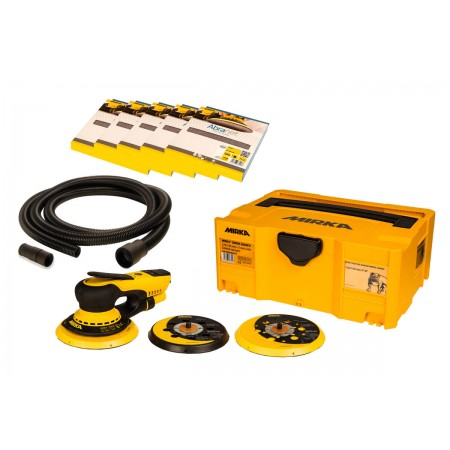 Mirka Deros 5650CV 230v Deco Solutions Kit