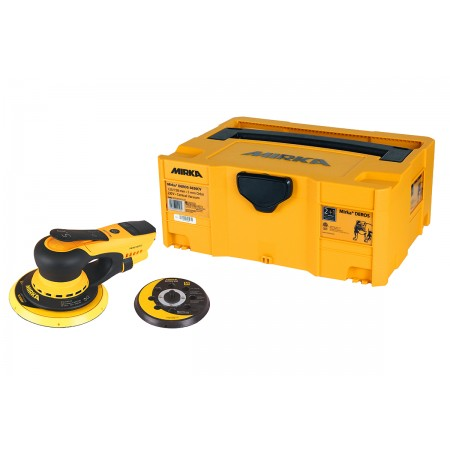 Mirka Deros Bluetooth 5650CV 230v sander with case