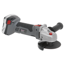 Sealey Cordless Lithium-ion Angle Grinder 115mm 18V SPECIAL OFFER ENDS 27/07/17