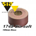 sia 1919+ siawood 115mm x 50m abrasive roll