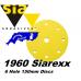 sia 1960 siarexx 150 x 18mm sanding discs (9 hole)