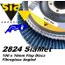 sia 2824 siamet x, 100 x 16mm flap discs (angled)