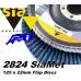 sia 2824 siamet x, 125 x 22mm flap discs (angled)