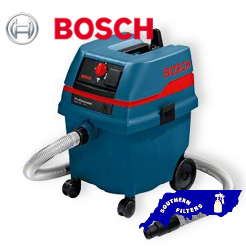 bosch gas 25l sfc 240v professional extractor southern filters. Black Bedroom Furniture Sets. Home Design Ideas
