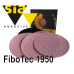 sia 1950 siaspeed FiboTec - 150mm - 59 and 119 hole Sanding Disc