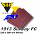 sia 1913 siawat FC 230 x 280mm wet & dry abrasive sheets