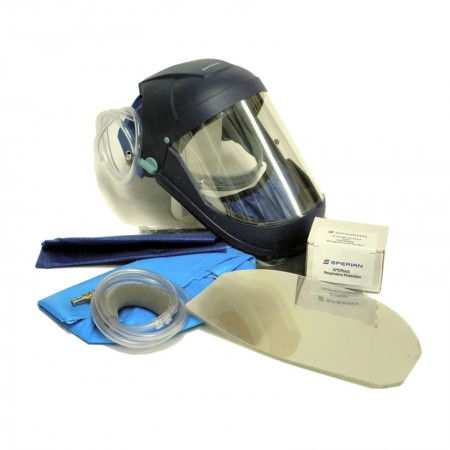 Sperian Air Fed Mask Visor Spares and Accessories