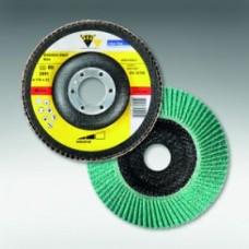 sia 2891 sianox 125 x 22mm flap grinding discs (angled)