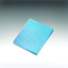 sia 9214foam flat single sided abrasive pad 115 x 140 x 5mm