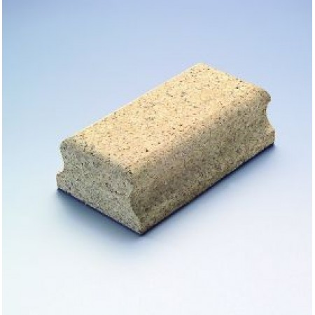 sia single sided cork hand sanding block 70 x 125mm