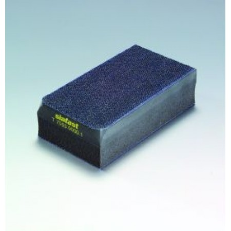 sia double sided waterproof hand sanding block 70 x 125mm